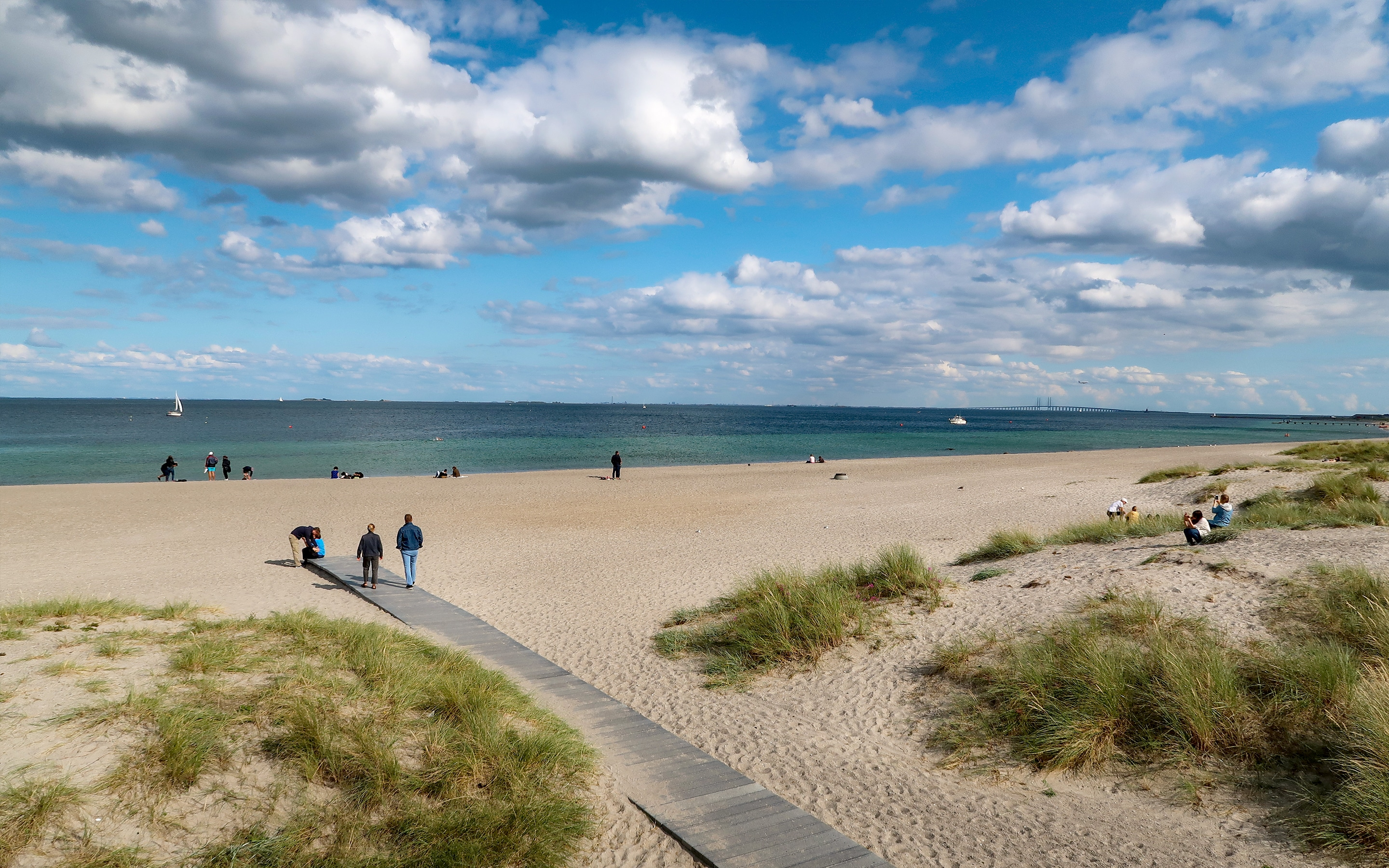 Amager Beach Park places to go in copenhagen: amager strandpark (aka amager