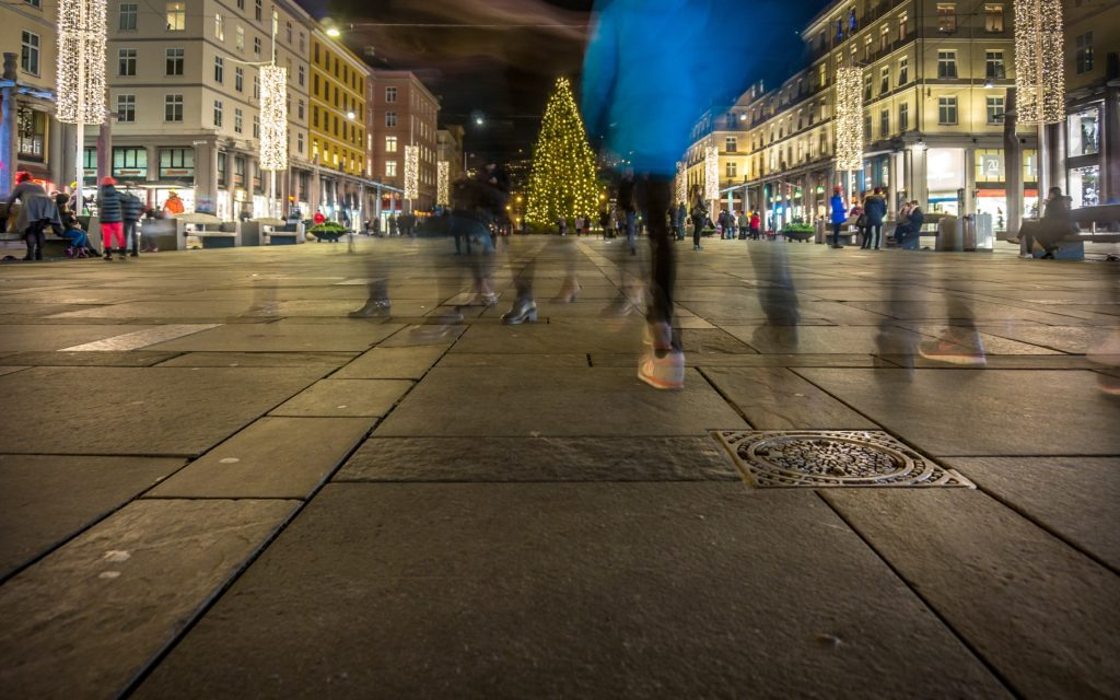 Christmas In Oslo