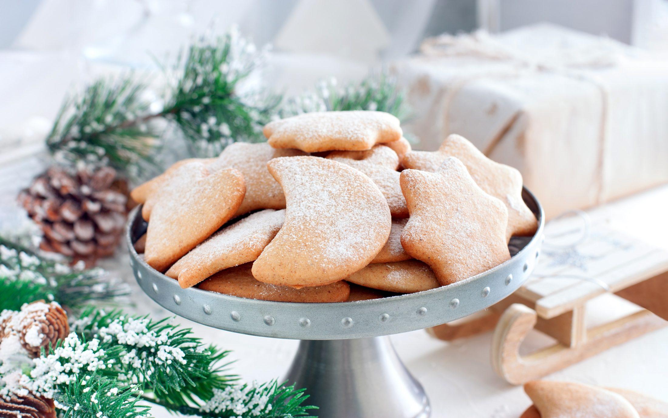Swedish Gingersnap Cookies