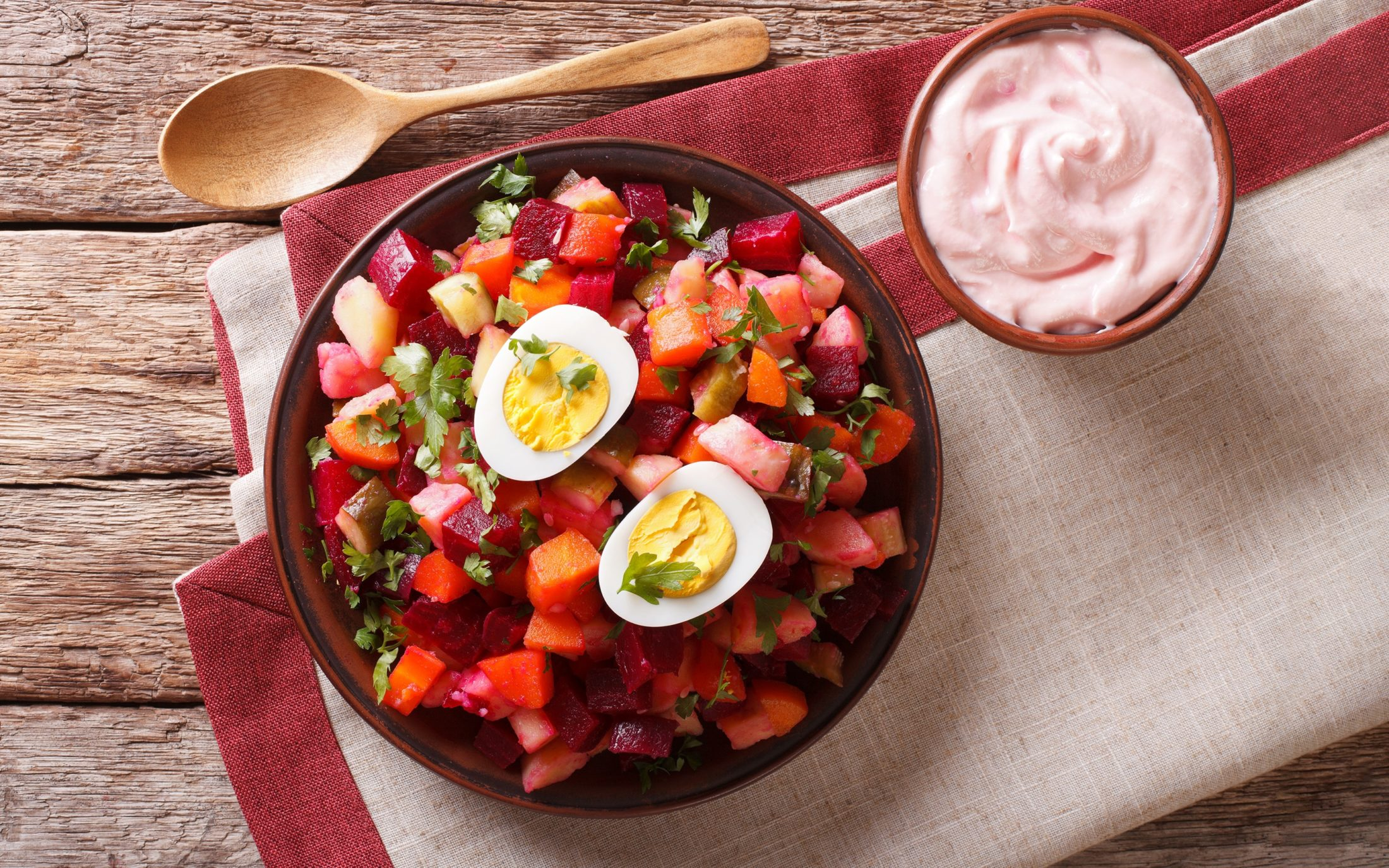 Finnish Beetroot Salad