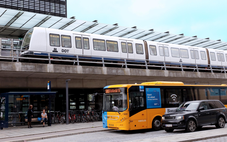 Copenhagen Public Transport