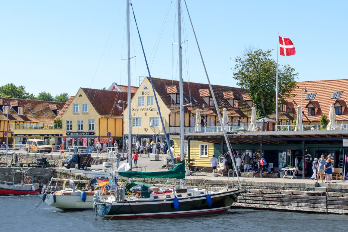 Visit Bornholm