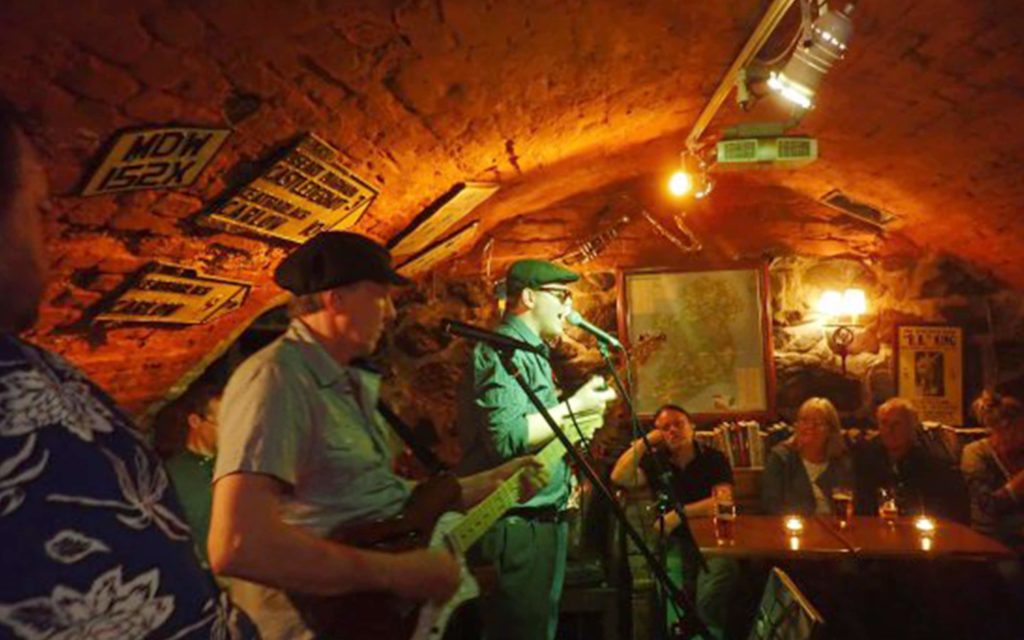 Live Music Venues In Stockholm