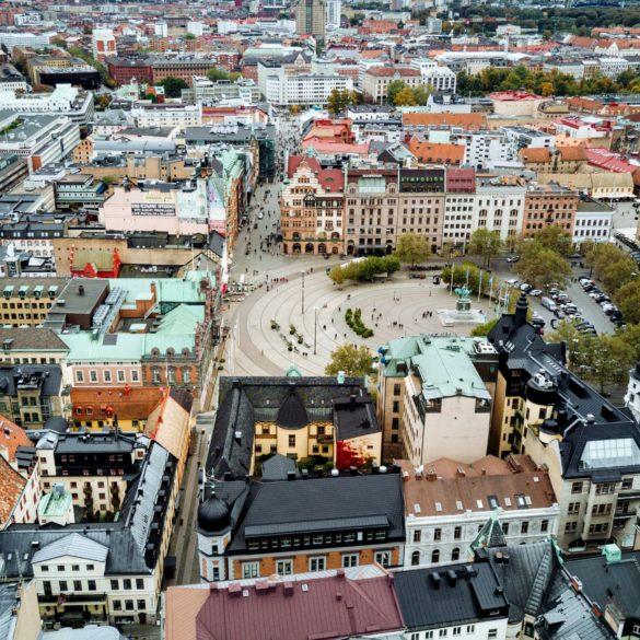 Scandinavia In Summer