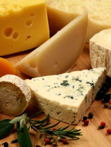 Danish Cheeses
