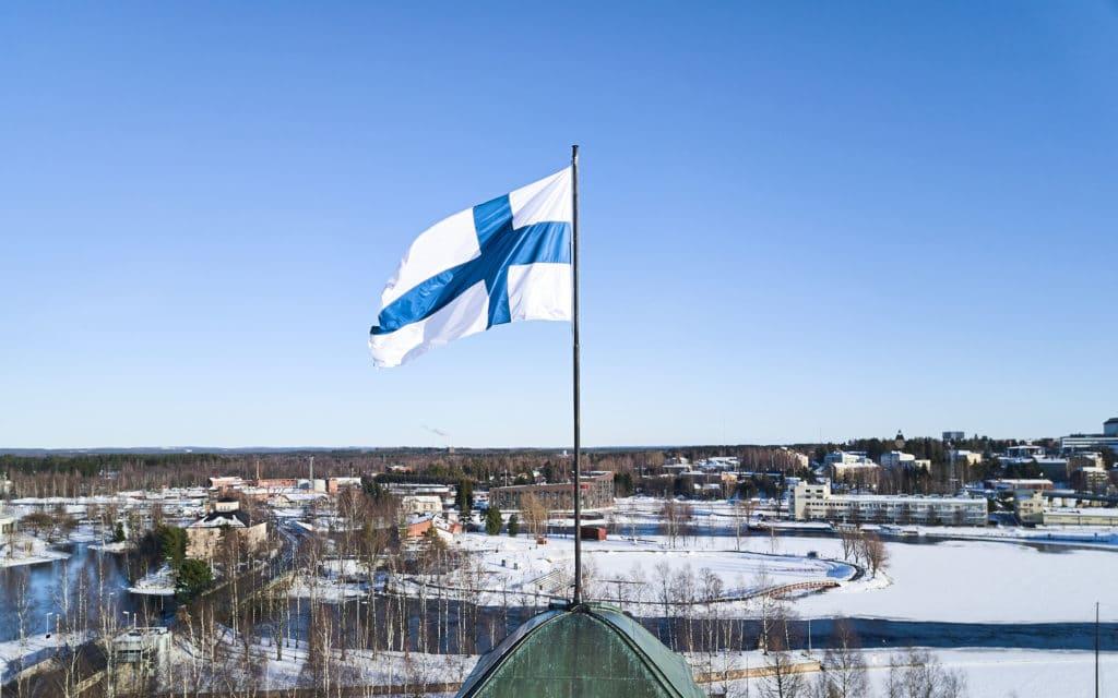 Scandinavian Flags 3