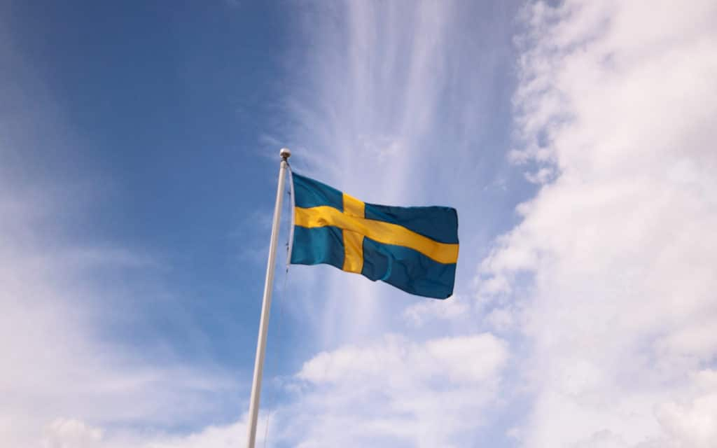 Scandinavian Flags 4