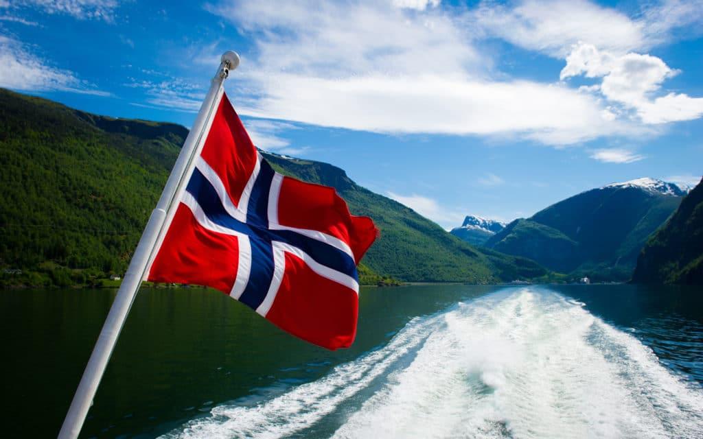 Scandinavian Flags 5