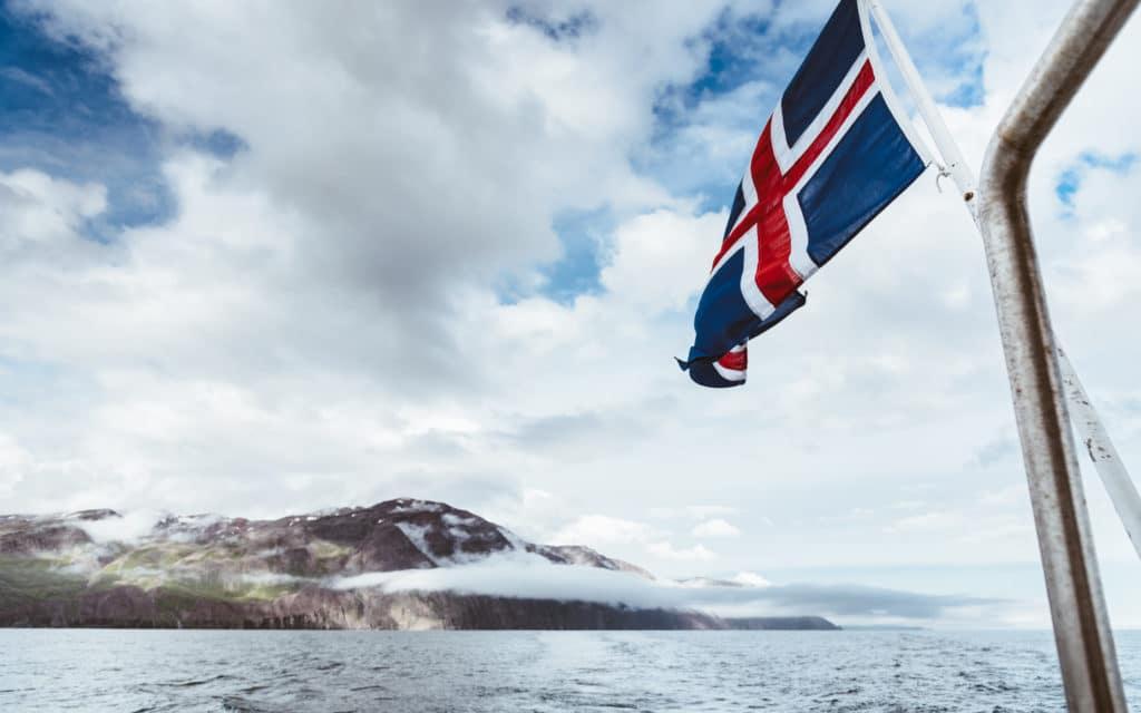 Scandinavian Flags 6