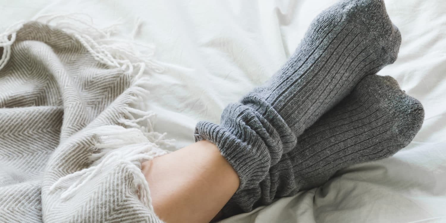 Warmest Socks 1