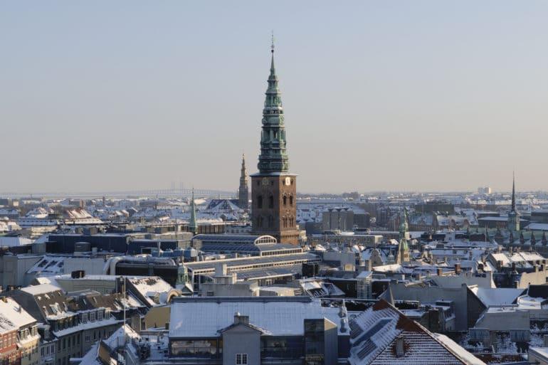 Weather In Copenhagen 1