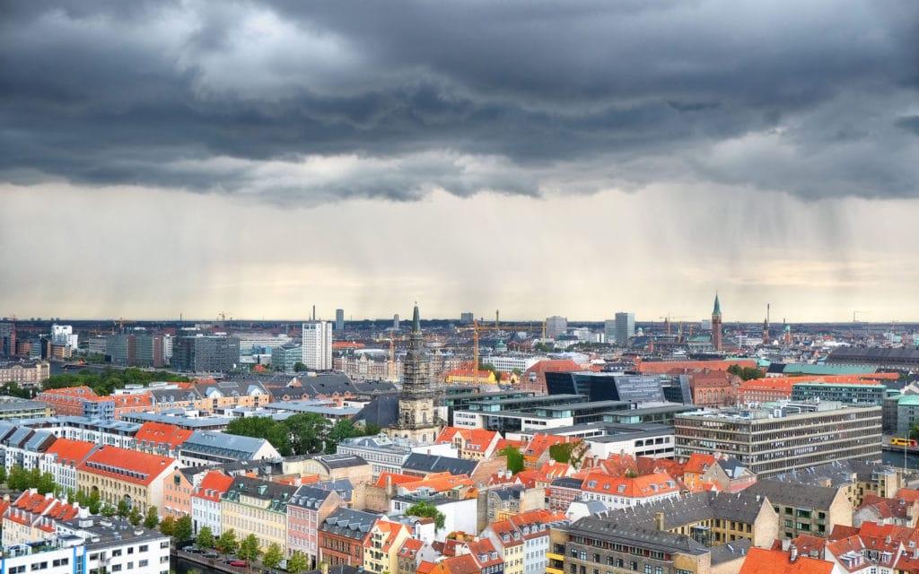 Weather In Copenhagen 2