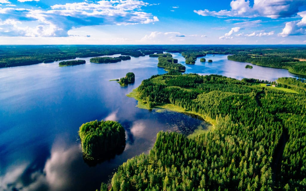 What is Finland famous for? 2