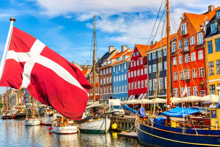 Capital Of Denmark 1