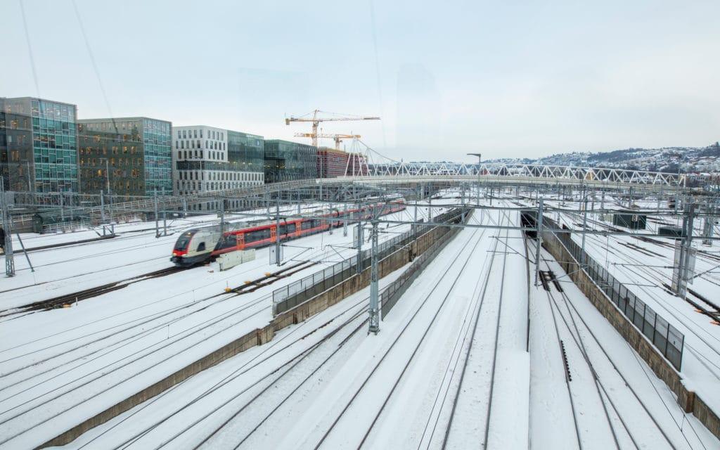 Copenhagen To Oslo 3