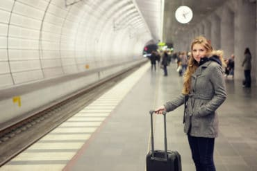 Copenhagen to Malmö 1