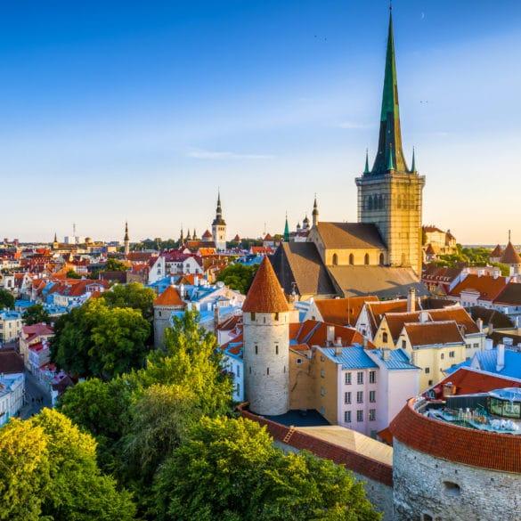 Is Estonia Nordic? 1