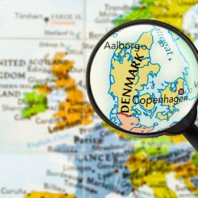 Where Is Denmark? 1
