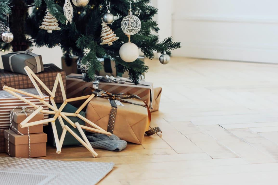 Scandinavian Christmas Tree 1
