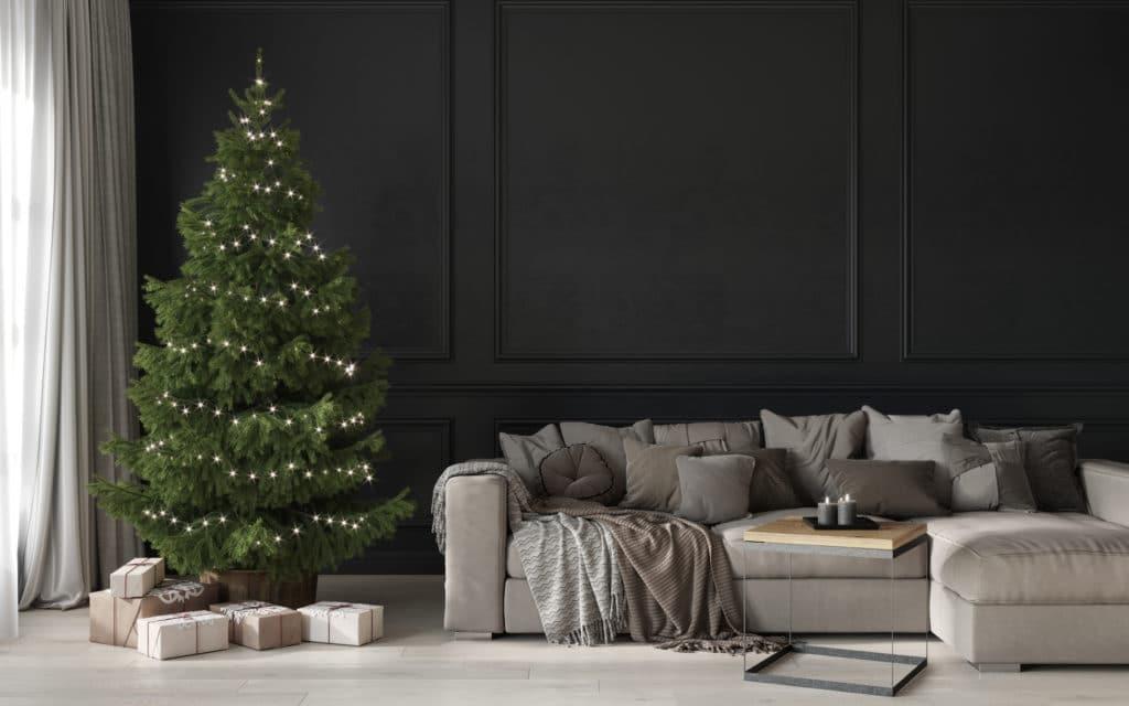 Scandinavian Christmas Tree 4