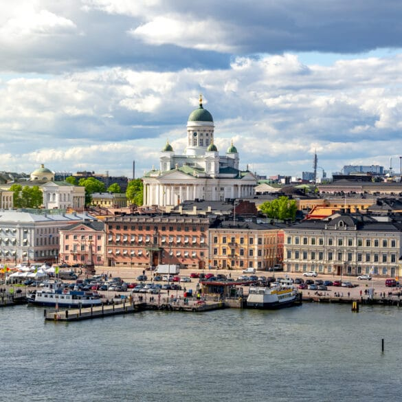 Capital of Finland 1