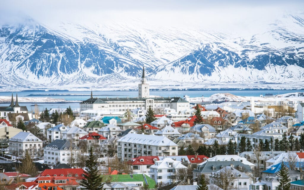 Capital of Iceland 2