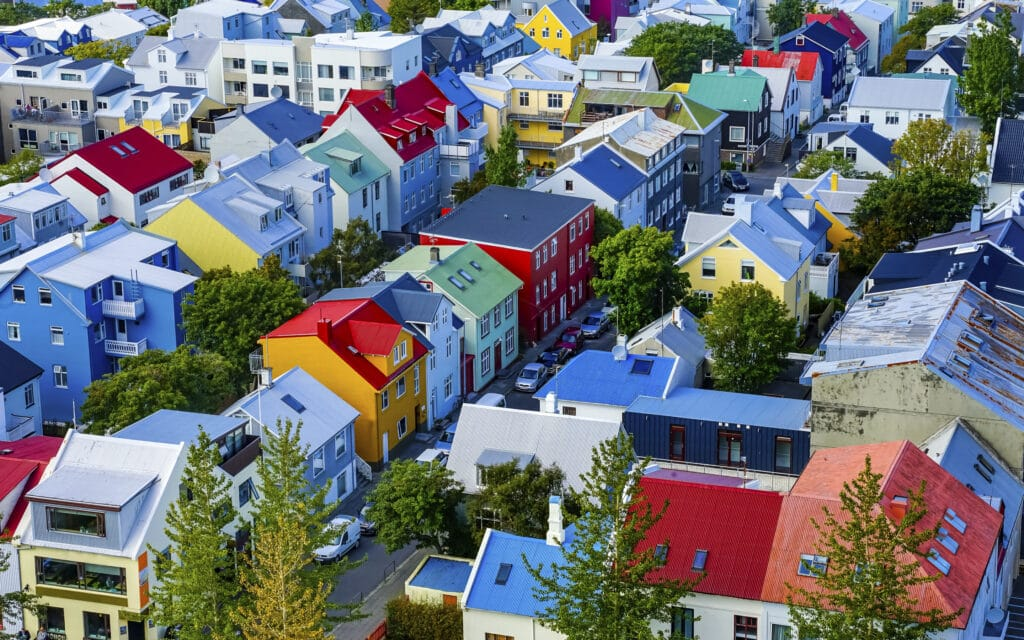Capital of Iceland 3