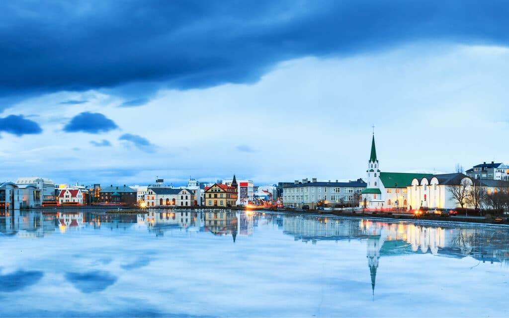 Capital of Iceland 4
