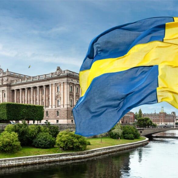Flag of Sweden 1