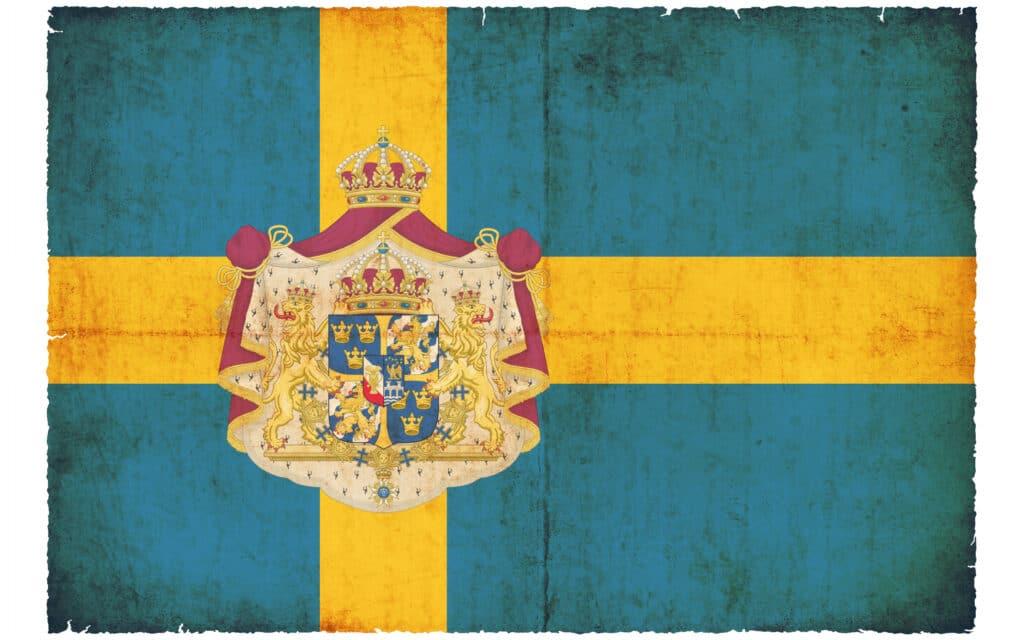 Flag of Sweden 2