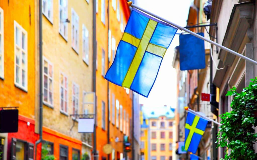 Flag of Sweden 4