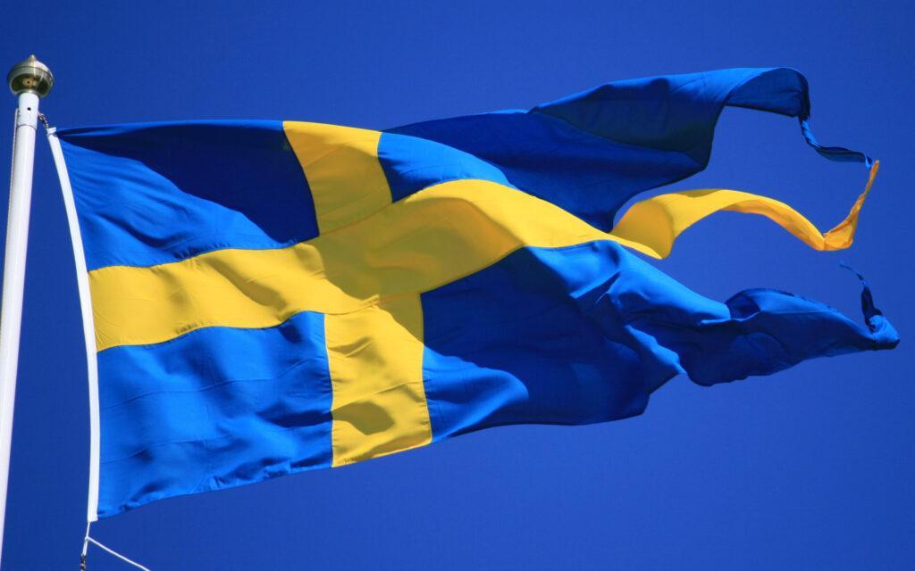Flag of Sweden 3