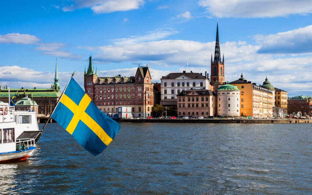 Flag of Sweden 5