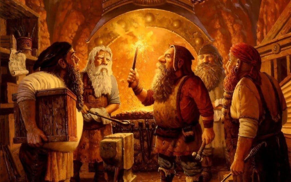 Scandinavian Folklore 4