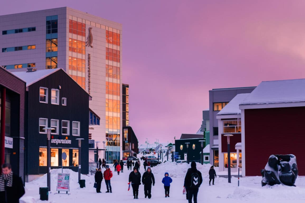 What Is The Capital Of Greenland? 1