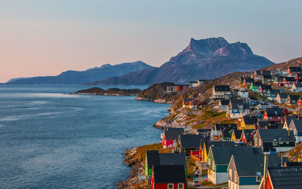 What Is The Capital Of Greenland? 2
