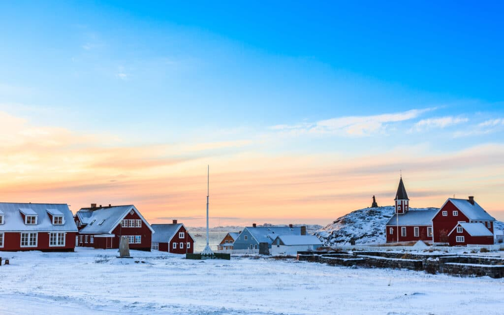 What Is The Capital Of Greenland? 3
