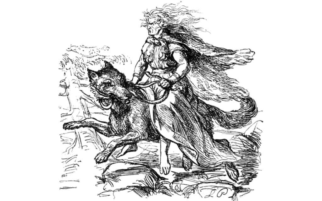 Norse mythology giants