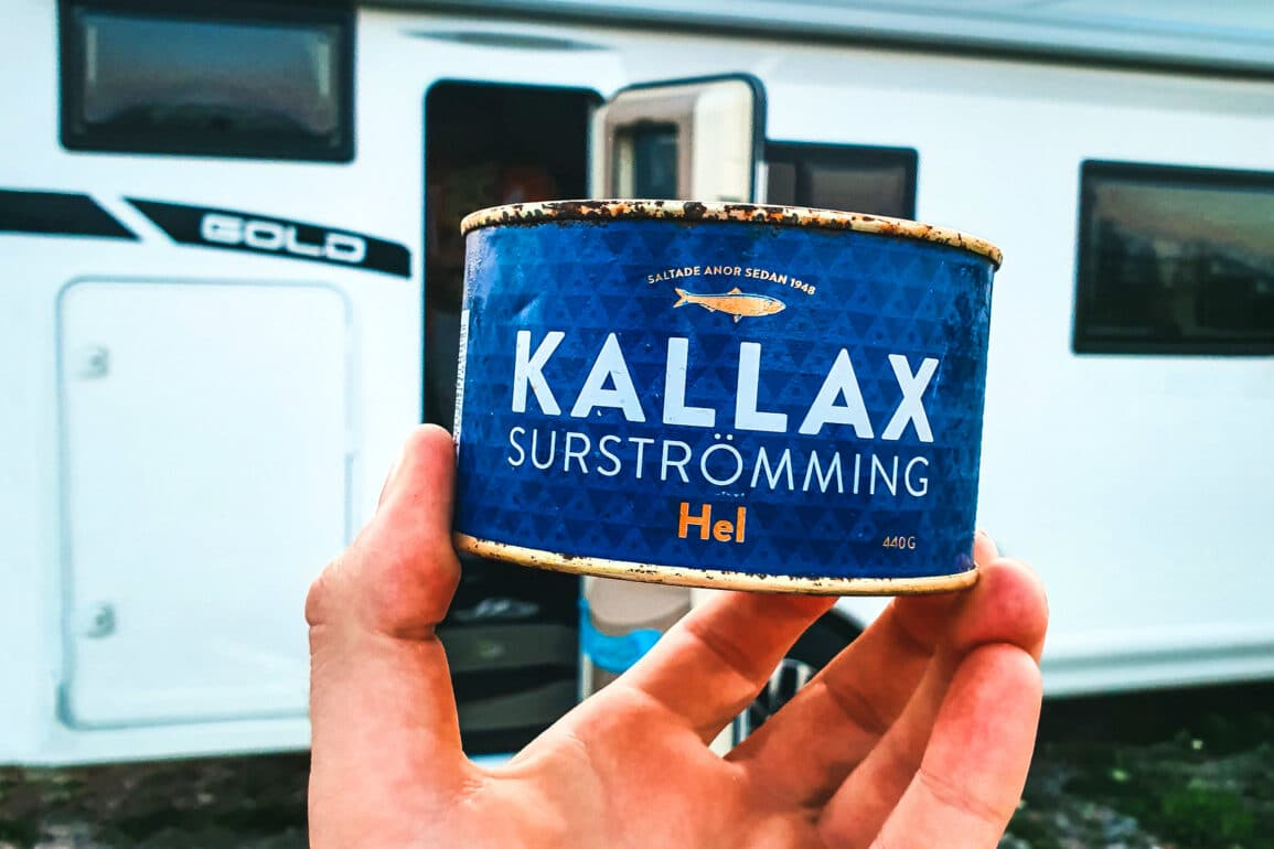 What Is Surströmming
