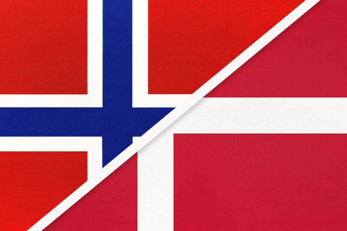 Norway Vs Denmark 1