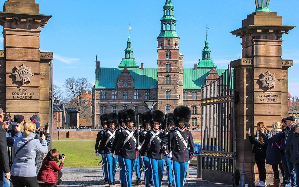 Norway Vs Denmark 4