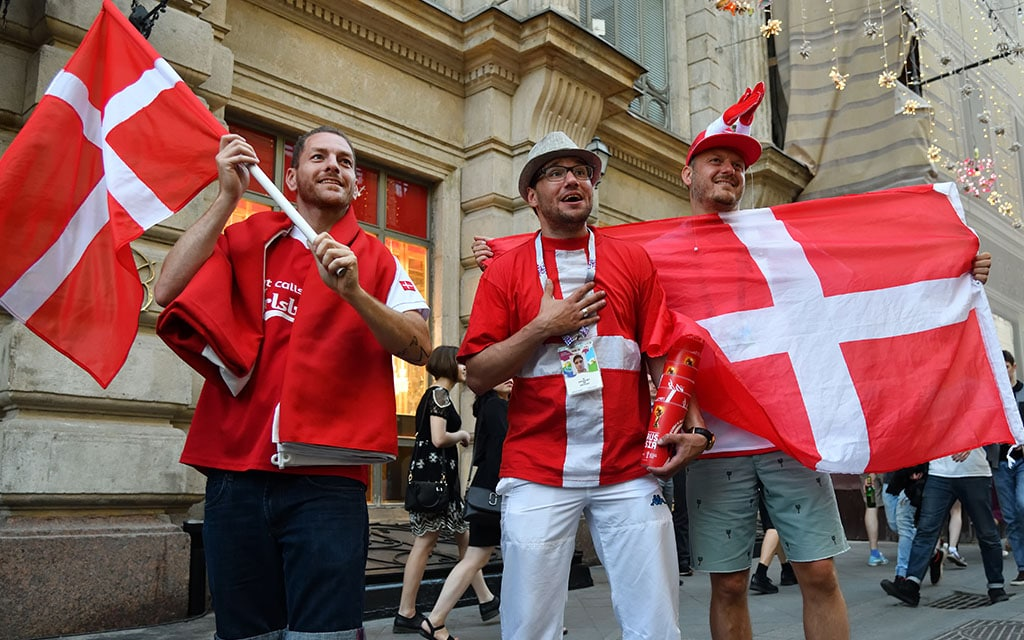 Best Scandinavation country 4