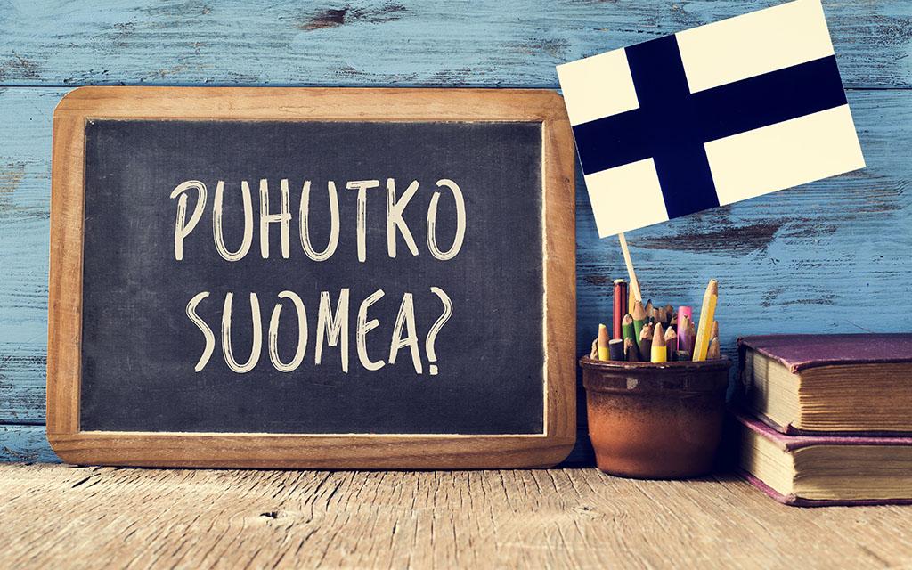 How hard is Finnish 4