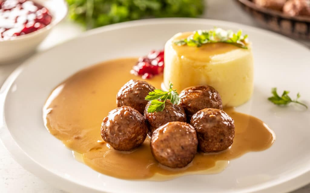 Swedish Christmas Food